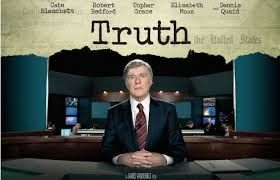 Truth poster Redford