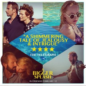 a bigger splash poster 2