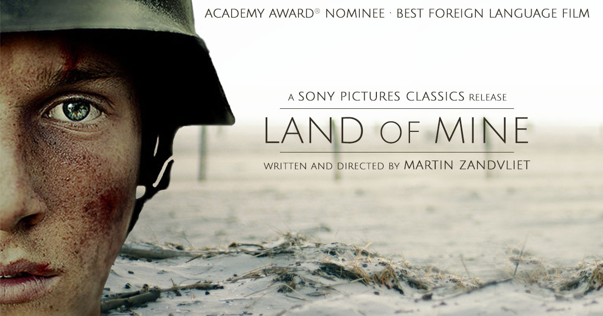 land of mine poster best u2013 Jane Freebury