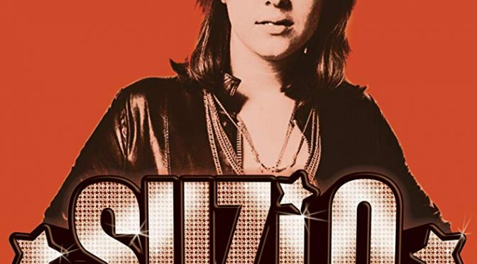 Suzi Q: rock'n'roll pioneer in a leather catsuit